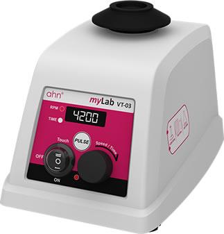 AHN myLab® Vortex Çalkalayıcı 4200 rpm